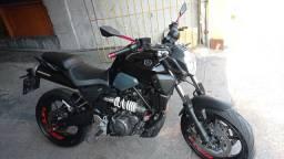 Yamaha MT 03 660 impecável