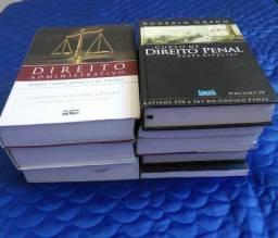 Título do anúncio: Livros de direito