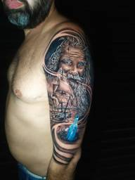 Título do anúncio: Estúdio de Tatuagem em Contagem