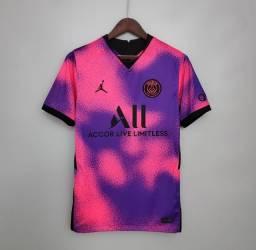Camisa PSG IV 20/21 Nike