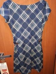 Vestido Xadrez