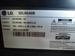 kit 3 barras led lg 32ln5400 32ln540b a1 a1 a2 leia anuncio