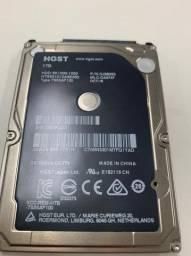 Hd Disco Rígido 1TB 2.5 Hitachi para Notebook
