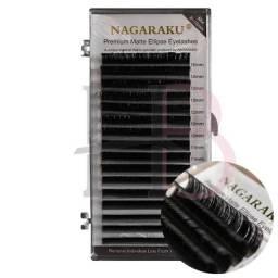 Cílios Nagaraku Premium Mix 7 a 15 Volume Russo e Fio a Fio