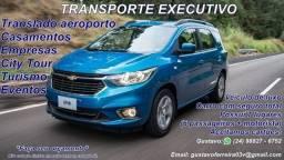Título do anúncio: Transporte executivo