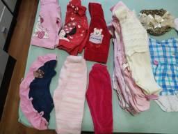 Kit roupinhas de bebê feminino - valor negociável