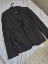 Título do anúncio: Blazer maculino - marca Cia do terno ÓTIMO