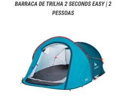Título do anúncio: Vendo barraca Quechua 2 seconds  ( SOMENTE VENDA )