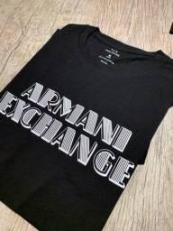 Camiseta Armani Exchange Original