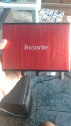 Interface Focusrite Scarlett Solo - 2° geração