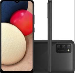 Smartphone Samsung Galaxy A02s 32GB 4G Wi-Fi Tela 6.5''