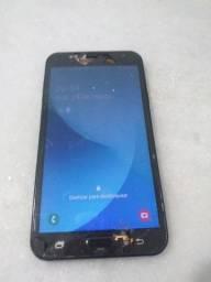 Samsung j7  só tem que troca o touch