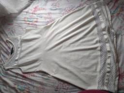 Vestido branco 20,00