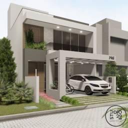 Casa em condomínio 176 m² (Previsão de entrega Outubro)