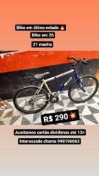 Bike aro 26 cm 21 marcha
