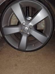 Vendo ou troco roda 17