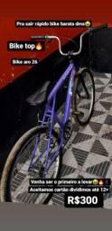 Bike aro 26 em otimo estado