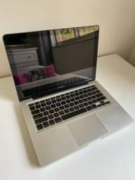 Título do anúncio: MacBook Pro 13 (LEIA A DESCRIÇÃO)