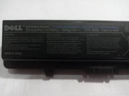 Título do anúncio: bateria usada original notebook dell 1545