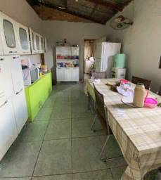 Casa com poço artesiano