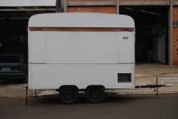 Trailer 3,00mrx2,00mt rodado duplo equipado pronta entrega