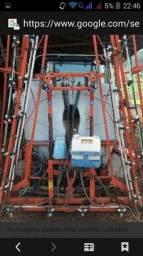Marcador de linha de pulverizador