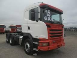 Scania g440 bug pesado 11 - 2015