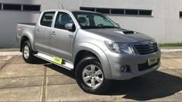 Hilux 2015/2015 SRV Aut 4x4 Diesel Extra Angel Veículos - 2015