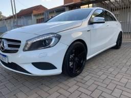 Mercedes A200 Ac Trocas - 2015