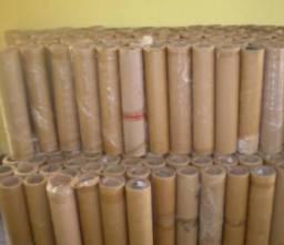 Tubetes de papelão para Strech