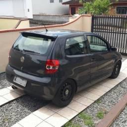 VW Fox 2008 com Suspensão Legalizada - 2008