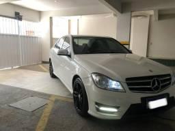 Mercedes c180 - 2013