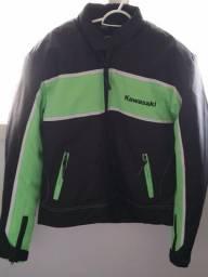JAQUETA ORIGINAL KAWASAKI (Nova) - Comprada na própria loja