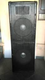 Caixa ativa studio r 1000 watts