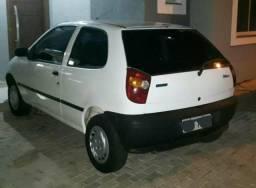 Palio Branco 1998 - 1998