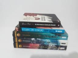 Livros usados todos por 100