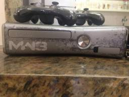 Xbox 360 + Kinect + 10 Jogos