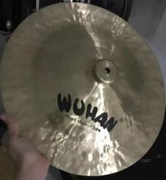 "Prato de bateria CHINA Wuhan 18"""