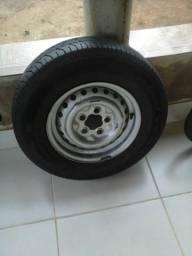 Vendo roda da combi