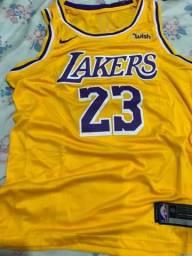 Camisa Lakers Lebron James 2019 Oficial