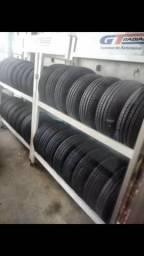 Novos pneus para você, no precinho