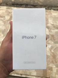 Iphone 7 de 128 Gb, lacrado!
