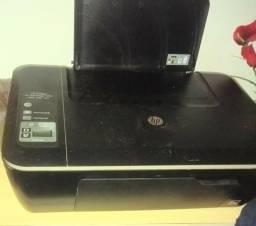 Impressora e tira xerox