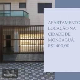 Apartamento com 1 dormitório para alugar, 72 m² por R$ 1.400/mês - Balneario Costa do Sol