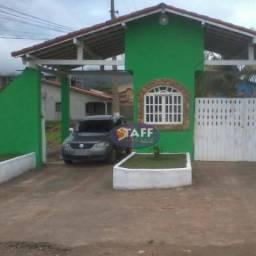 Casa com 2 dormitórios à venda, 112 m² por R$ 140.000 - Balneário das Conchas - São Pedro