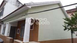 Casa de vila à venda com 2 dormitórios em Grajaú, Rio de janeiro cod:SP2CV47702