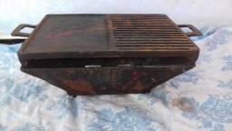 Fritadeira de ferro