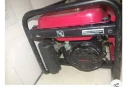 Gerador De Energia Elétrica Honda Ep2500cx<br><br>