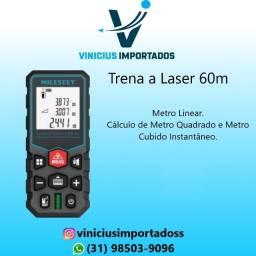 Trena a Laser 60 Metros