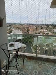 Apartamento no edificio Casa Blanca em Araxa